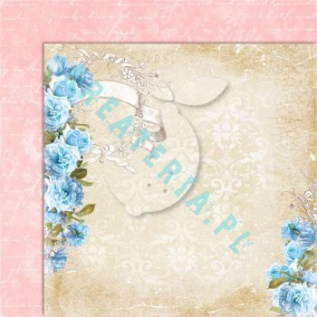 Papier do scrapbooking Sense and sensibility 01