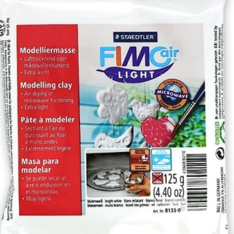 Masa Fimo Air light superlekka biała 125g