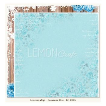 Papier do scrapbooking Gossamer Blue 05