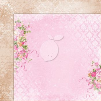 Papier do scrapbooking Sweet Secrets 01