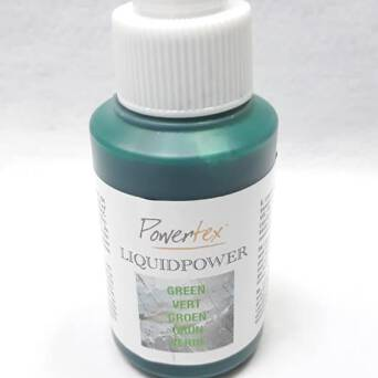 Liquid power 100ml Zielony pigment płynny