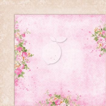 Papier do scrapbooking Sweet Secrets 02